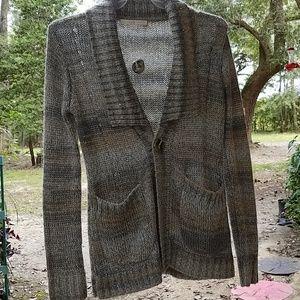 Boston Proper knit cardigan size extra small